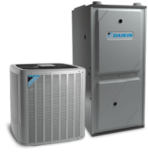Top of the Line Daikin Units