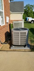 One of our customers in Waldorf, MD