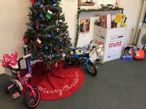 Toys for Tots Charity 2018 Event